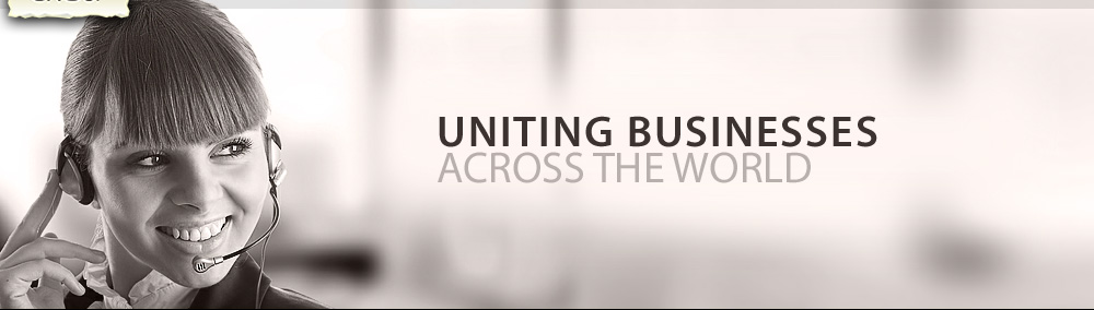 uniting businesses across the world